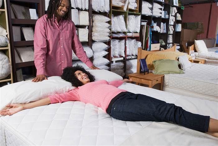 Rated King Size Mattress