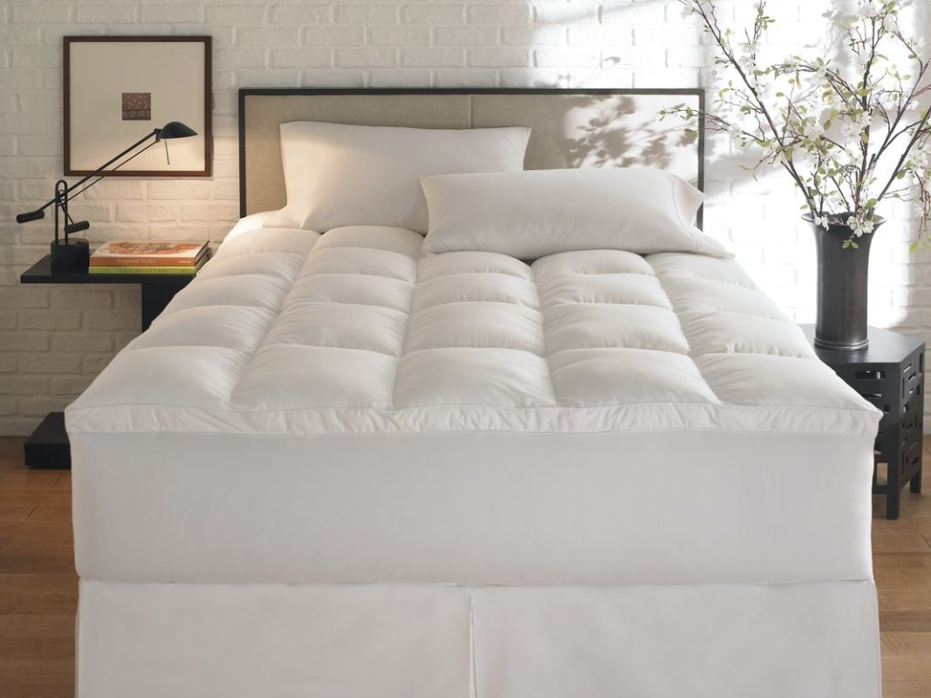 design ryan reviews product topper john by laygel mattress hybrid bed pad