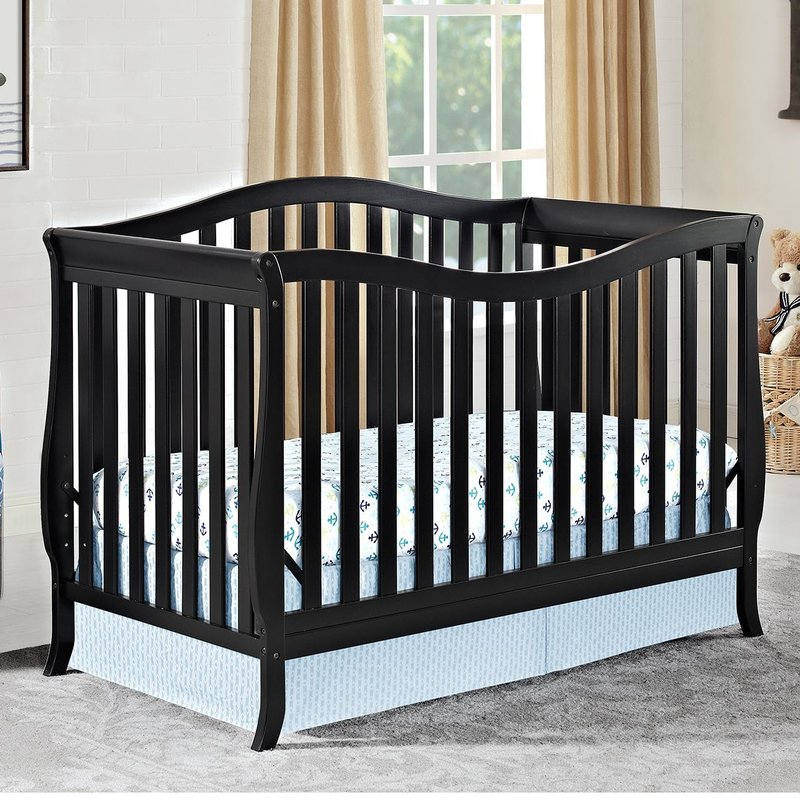 Baby Sleeps In Bed But Not Crib