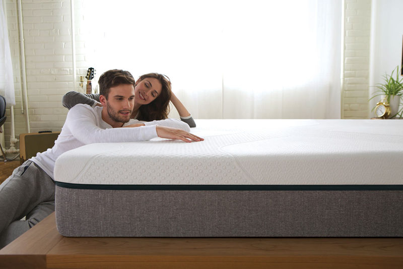 Best mattress in a box highest rated companies try for Which mattress company is the best